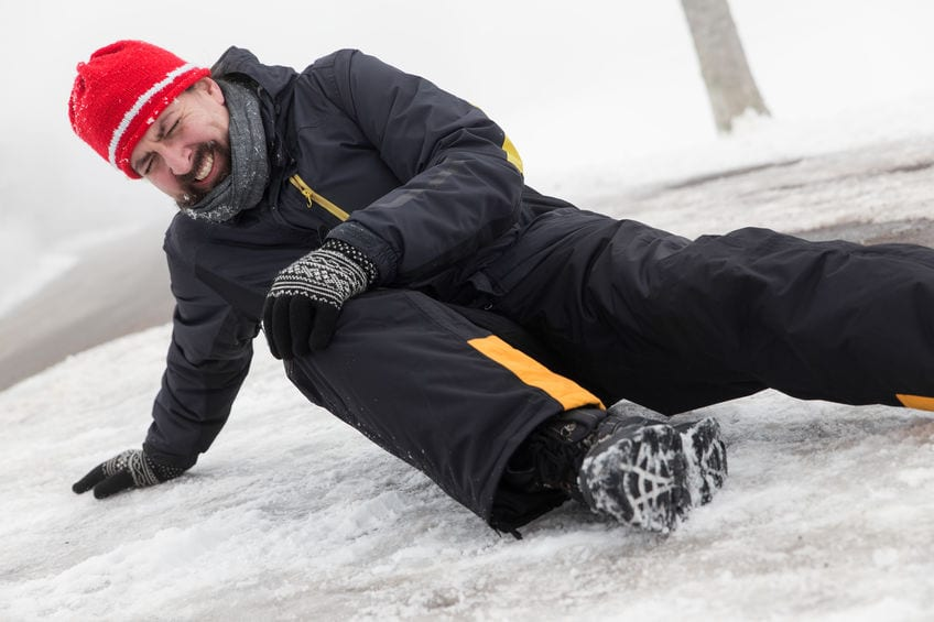 Slip And Fall Attorney, Chalker Injury Law